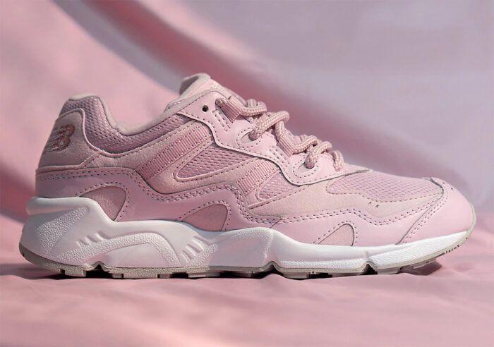 new balance desert pink