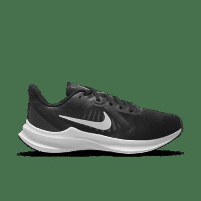 Nike Downshifter 10 Zwart CI9984-001