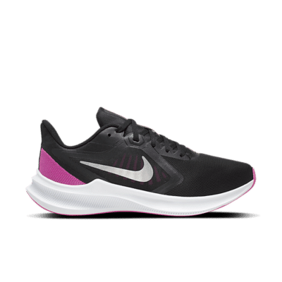 Nike Downshifter 10 Zwart CI9984-004