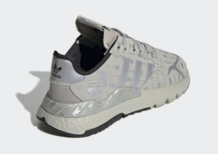 nite jogger Adidas 3m