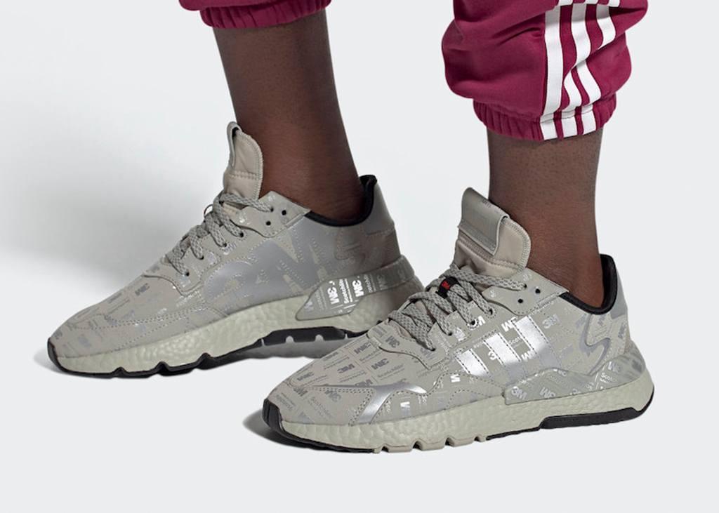 Een nieuw paartje adidas Nite Jogger voor in de nacht!
