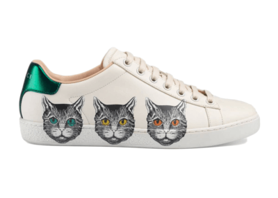 Gucci Ace Mystic Cat (W) 577147 A38V0 9090
