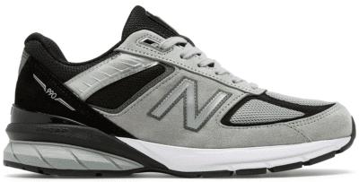 New Balance 990v5 Kool Grey Black M990GB5