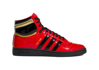 adidas Top Ten Hi Scarlet FV5501