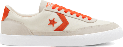 Converse Unisex Twisted Vacation Net Star Low Top Egret/Bold Mandarin/White 167624C