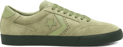 Converse Unisex Perforated Suede Checkpoint Pro Low Top Street Sage/Street Sage 167613C