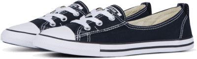Converse Chuck Taylor All Star Ballet Lace Instapper Black 547162C