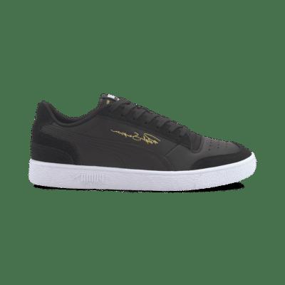 Puma Ralph Sampson Lo Vintage sportschoenen Wit / Zwart 371767_02