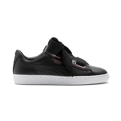 Puma Basket Heart Leather s voor Dames 367817_02