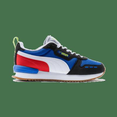 Puma R78 sportschoenen Blauw / Zwart / Wit 373616_03