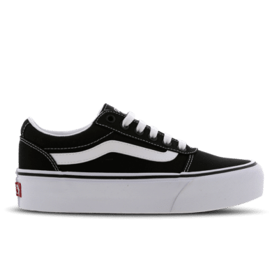 Vans Ward Platform Black VN0A3TLC187
