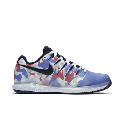 NikeCourt Air Zoom Vapor X Blauw AA8025-406