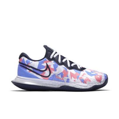 NikeCourt Air Zoom Vapor Cage 4 Blauw CD0432-406