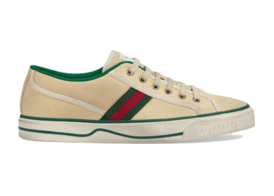 Gucci Tennis 1977 Butter Cotton 606111 GZO30 9361