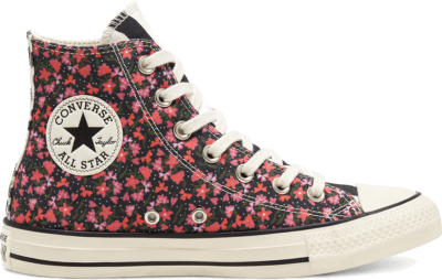 Converse Twisted Summer Chuck Taylor All Star High Top voor dames Egret/Pink/Green 568294C