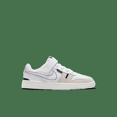 Nike Squash Type Summit White Black (PS) CJ4120-100