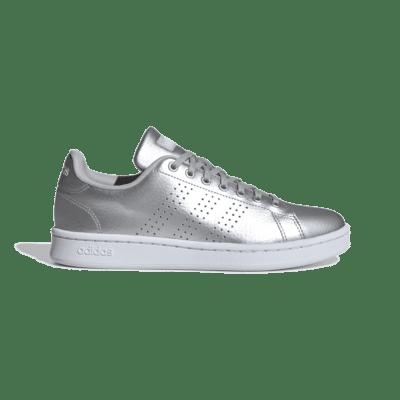 adidas Advantage Matte Silver EE8197