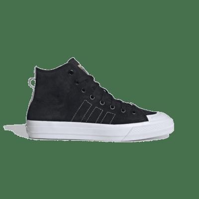 adidas Nizza Hi RF Core Black EH1544