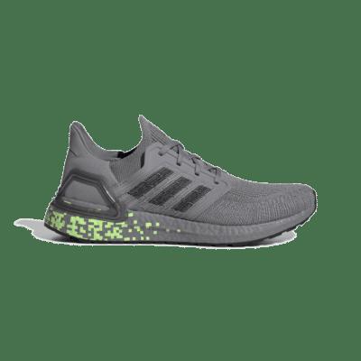adidas Performance Ultra Boost 20 Grey EG0705