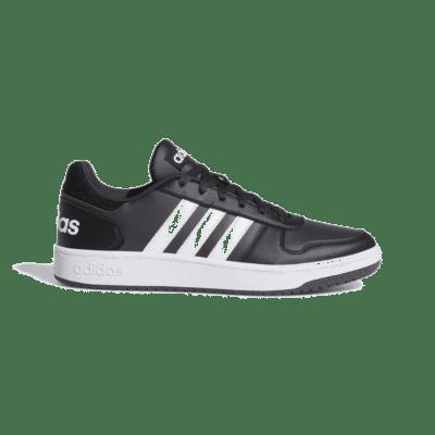 adidas Hoops 2.0 Core Black B44699