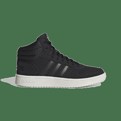 adidas Hoops 2.0 Mid Core Black EG7734