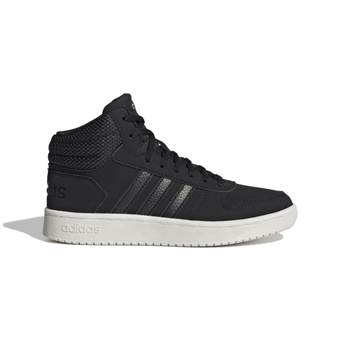 adidas Hoops 2.0 Mid Core Black EG7734