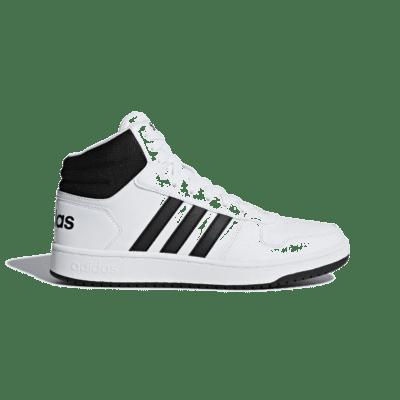 adidas VS Hoops Mid 2.0 Cloud White BB7208