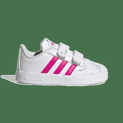 adidas VL Court 2.0 Cloud White EG3890
