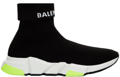 Balenciaga Speed Trainer Black White Volt (W) 525725W1GV01006