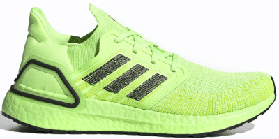 adidas Performance Ultra Boost 20 Green EG0710