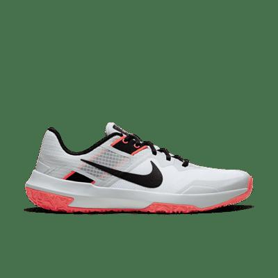 Nike Varsity Coompete TR 3 White Laser Crimson CJ0813-100