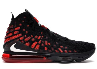 Nike LeBron 17 Infrared BQ3177-006/BQ3178-006