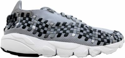 Nike Air Footscape Woven Nm Wolf Grey/Black-Dark Grey 875797-004