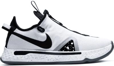 Nike PG 4 White Black CD5079-100/CD5082-100