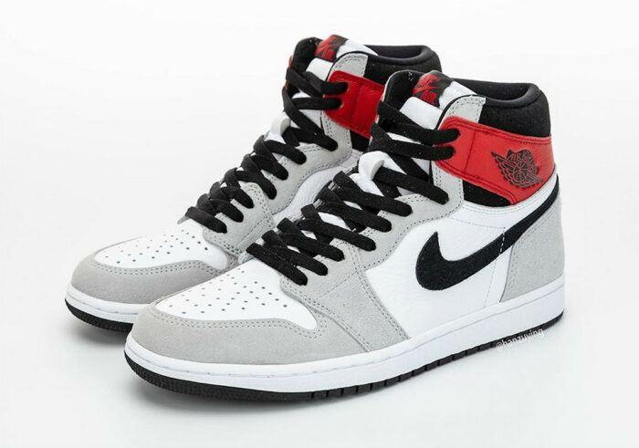 Air Jordan nike 1 smoke grey