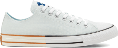 Converse Unisex Happy Camper Chuck Taylor All Star Low Top Agate Blue/Court Blue/White 167664C