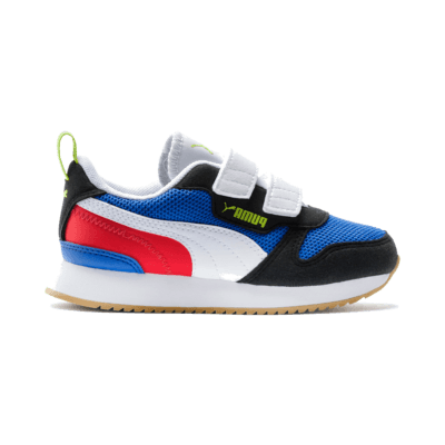 Puma R78 sportschoenen Blauw / Zwart / Wit 373617_03