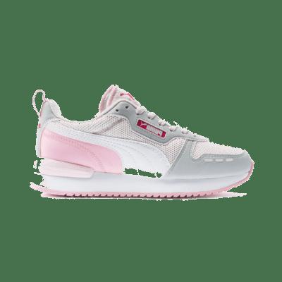 Puma R78 sportschoenen Roze / Grijs / Wit 373616_04