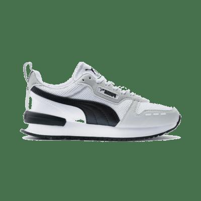 Puma R78 sportschoenen Zwart / Grijs / Wit 373616_02