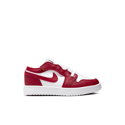 Jordan 1 Low Alternate Closure/Velcro Red BQ6066-611