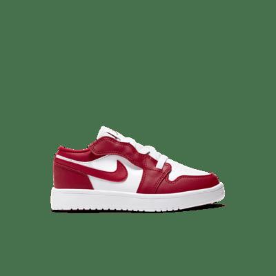 Jordan 1 Low Alternate Closure/Velcro Red BQ6066-611