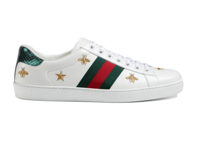 Gucci Ace Bees and Stars 386750 A38F0 9073