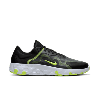 Nike Renew Lucent 'Black Volt' Black BQ4235-005