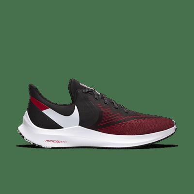 Nike Air Zoom Winflo 6 Zwart AQ7497-010