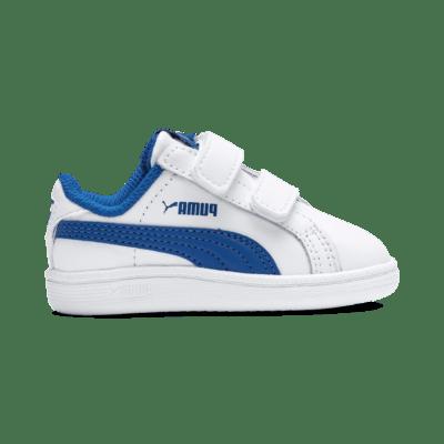 Puma Smash sportschoenen Wit / Blauw 360163_13