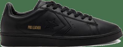 Converse Unisex Monocolor Pro Leather Low Top Black 167602C