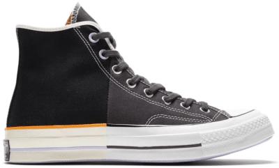 Converse Chuck Taylor All-Star Reconstructed 70s Hi Sunblocked Black 167668C