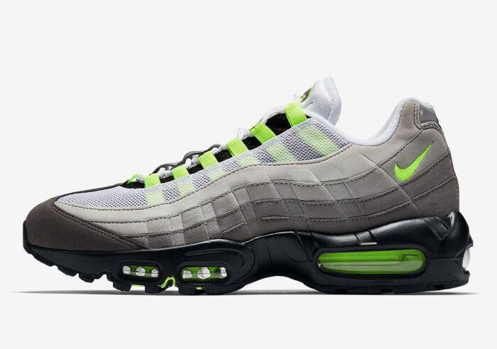 Nike Air Max neon og 95