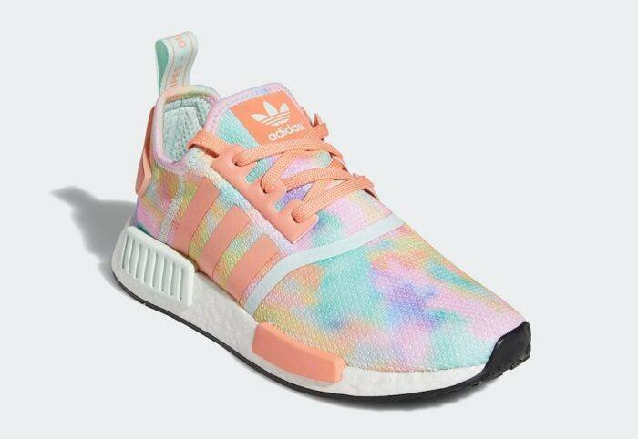 adidas nmd r1 easter pastel