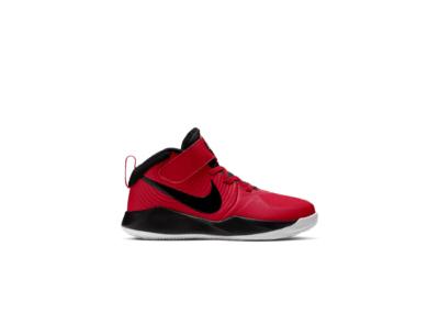 Nike Team Hustle D 9 University Red (PS) AQ4225-600